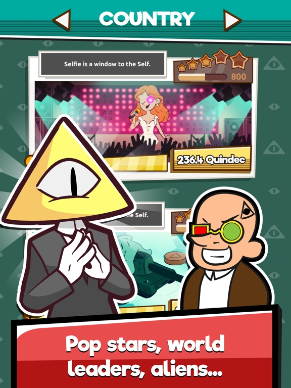 We Are Illuminati - Clicker screenshot #1