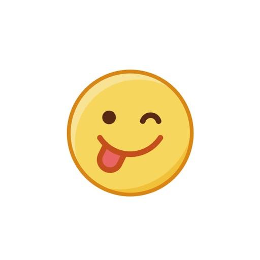 Yellow Face Emoji