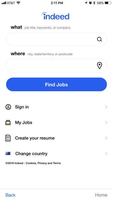 Indeed Job Search Revenue Download Estimates Apple App