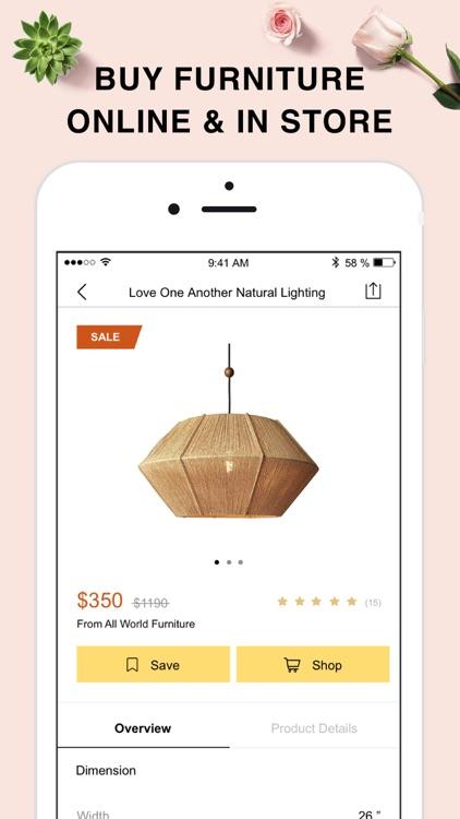 Decor Matters: Design & Shop screenshot-3