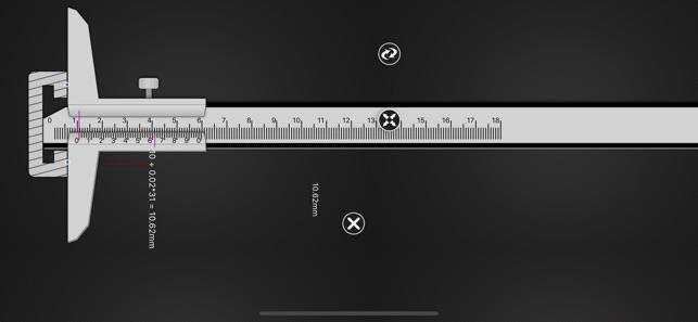 Ruler Box - Measure Tools Screenshot