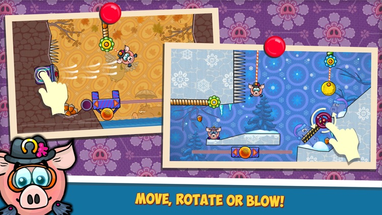 Piggy Wiggy: Puzzle Game screenshot-2