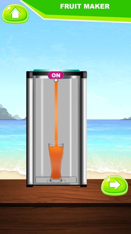 Ice Slush Maker-Summer Cooking screenshot-4