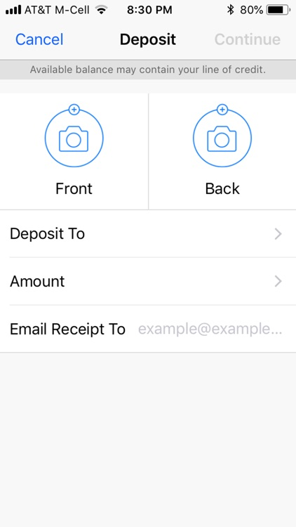 First Pryority Bank Mobile screenshot-4