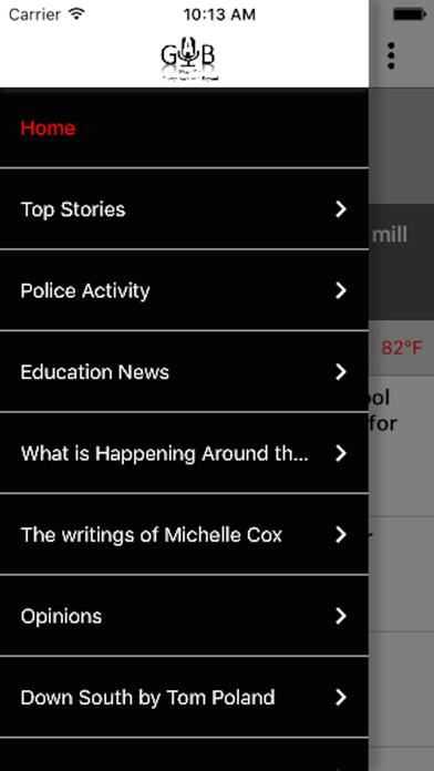 Gab News screenshot 3