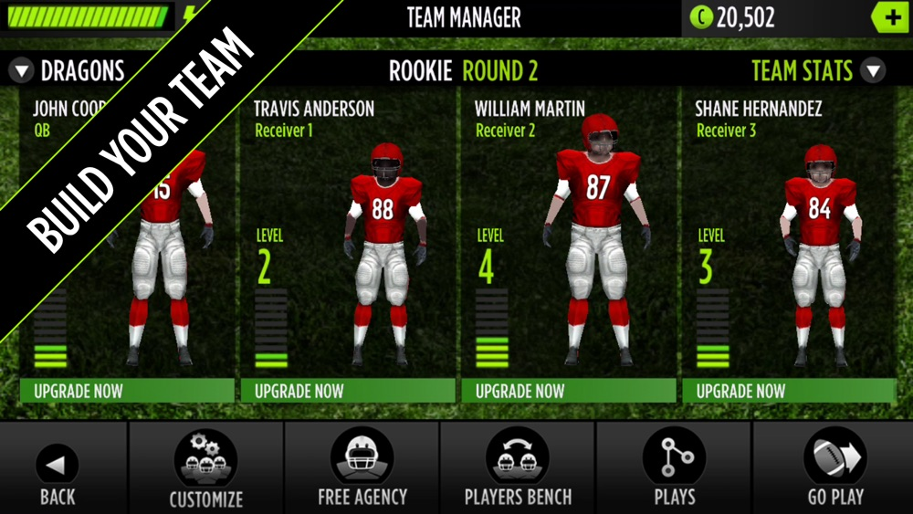 GameTime Football with Mike Vick hack tool