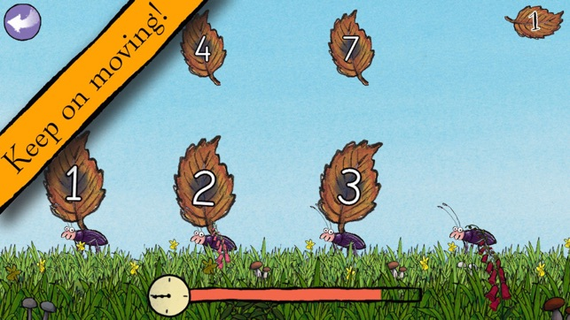 ‎Gruffalo: Games Screenshot