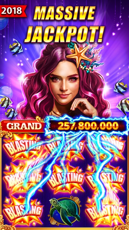 Play Vegas- Hot New Slots 2018 screenshot-0