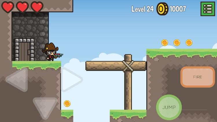 Cowboy Zombie Shooter screenshot-3