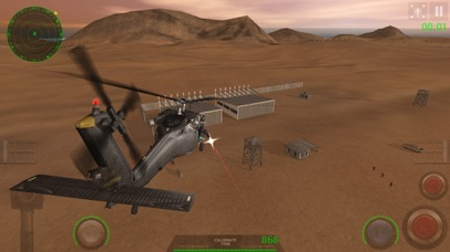 Helicopter Sim Hellfire screenshot three