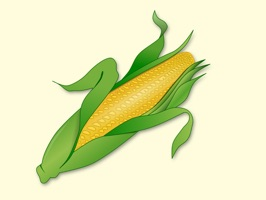 This sticker pack is full of corn cob stickers for you to share with family and friends