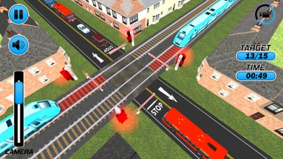 ユーロ 列車 道路 クロッシング 熱のおすすめ画像4