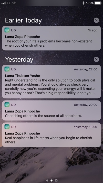 IJD Mindfulness Practice App screenshot-9