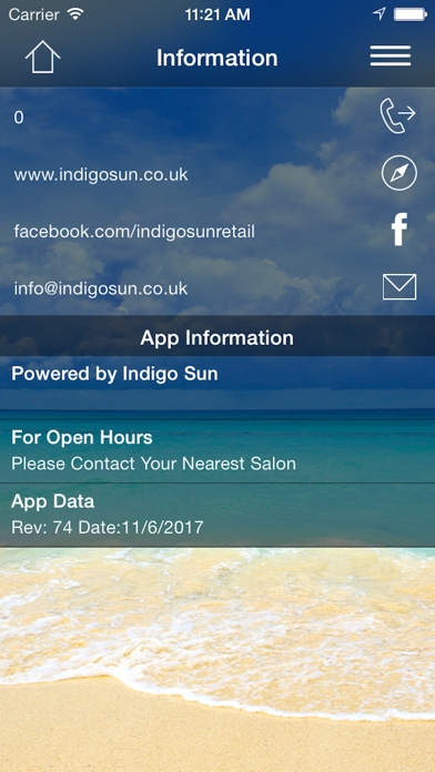 Indigo Sun screenshot three