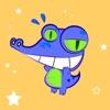 Xeko Crocodile Animated Funny