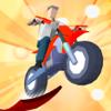 Top Free 3D Car / Bike Racing and Shooting Game / Games - Bike Trickster - Escape n Flip artwork