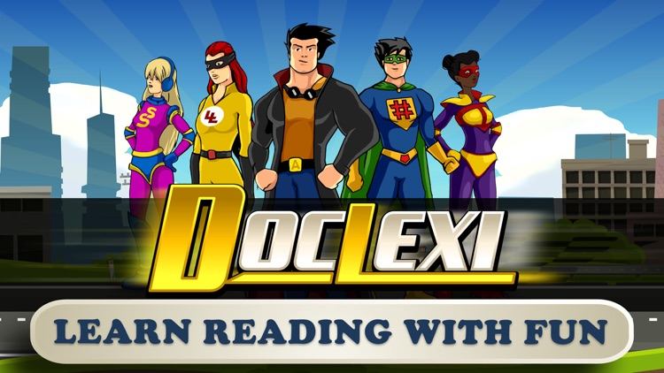 DocLexi: Learn to Read & Spell screenshot-0