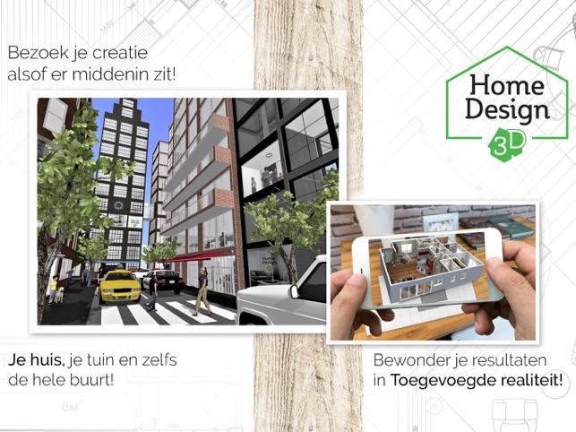 Home design 3d in de app store
