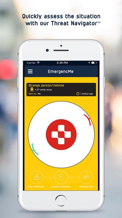 EmergencMe-Community Alerts