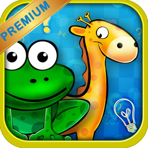 Kids Teaser Puzzles Pro icon