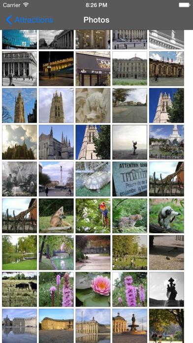 Bordeaux Travel Guide Offline screenshot two