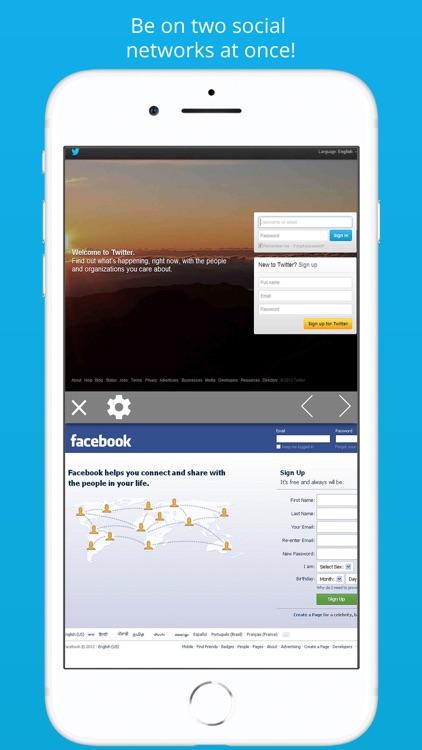 Split Screen Multitasking Pro