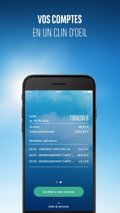 download Mes Comptes BNP Paribas apps 3