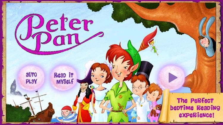 Peter Pan Adventure Book