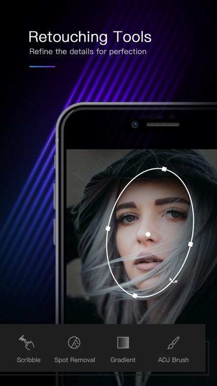 MIX - Photo Editor & Filters screenshot-4