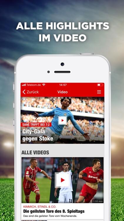 Sport BILD - Fussball & Sport screenshot-0