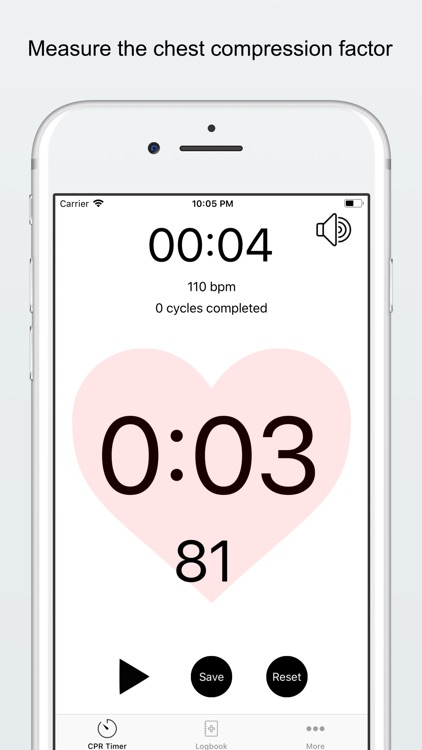 CPR Timer screenshot-1
