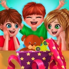 驚き おもちゃ 贈り物 アンラップ icon