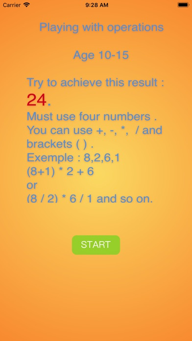Fundamental Maths For Kids screenshot 2