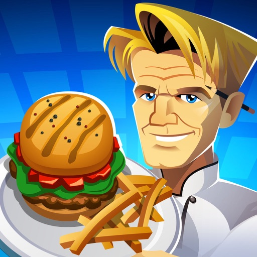 Restaurant DASH: Gordon Ramsay iOS Hack Android Mod
