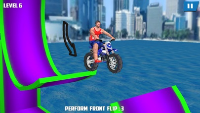 d86b373a665 Bike Flip Diving - Stunt Race by Top Free 3D Car   Bike Racing and Shooting  Game   Games (iOS