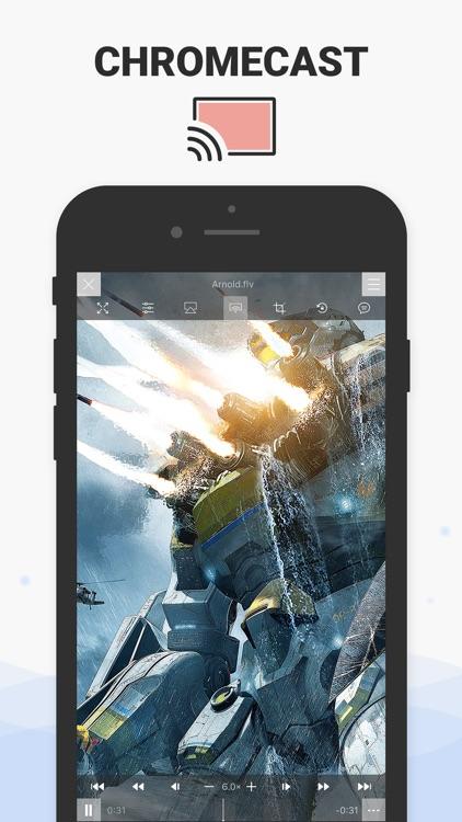 PlayerXtreme Media Player - Movies & streaming screenshot-3