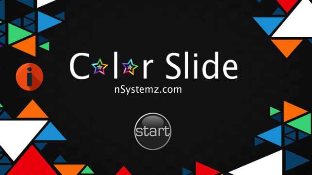 Color Slide - Game on the App Store