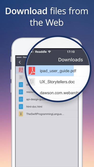 Documents by Readdle Screenshots