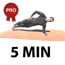 Plank Challenge Abs Workout PRO