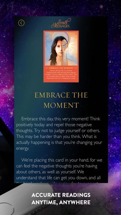 Spirit Messages Daily Guidance screenshot 5