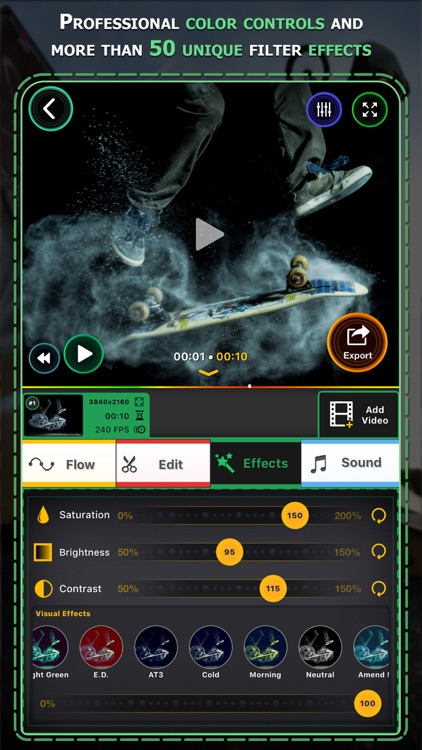 Flow Speed Control Pro screenshot-5