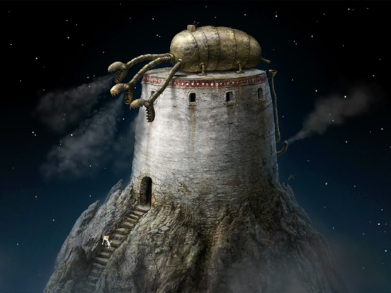 Screenshot #1 for Samorost 3