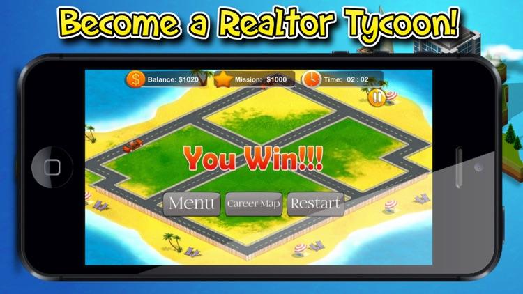 Realtor Tycoon Estate Trader screenshot-4