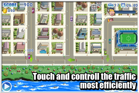 Touch Traffic HD - náhled