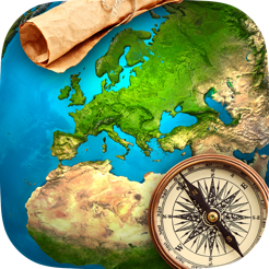 Geoexpert world geography on the mac app store geoexpert world geography 4 gumiabroncs Images