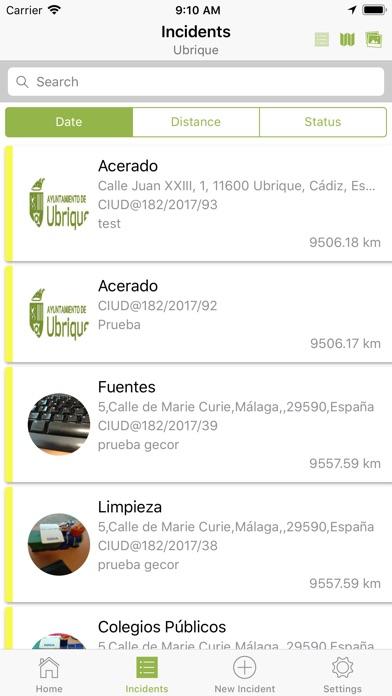 Mejora Ubrique screenshot 4