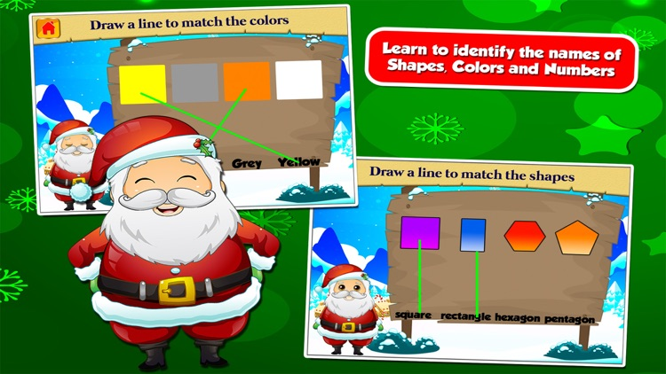 Santa Kindergarten School screenshot-1