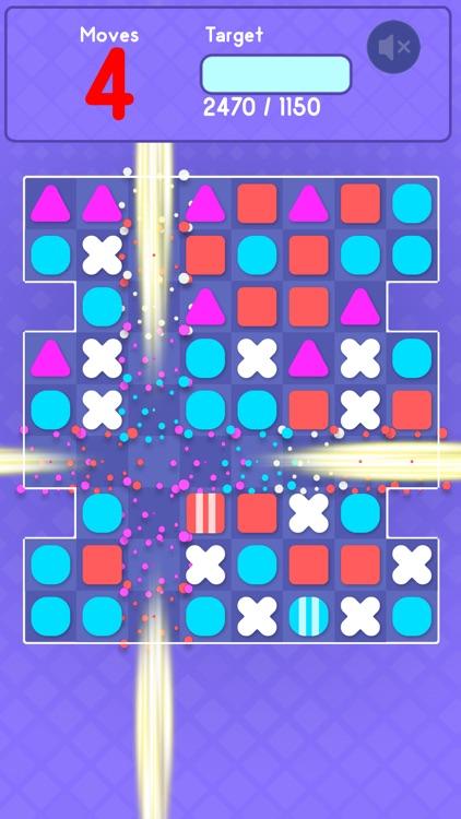 Color Match 3 - Senior Game screenshot-3
