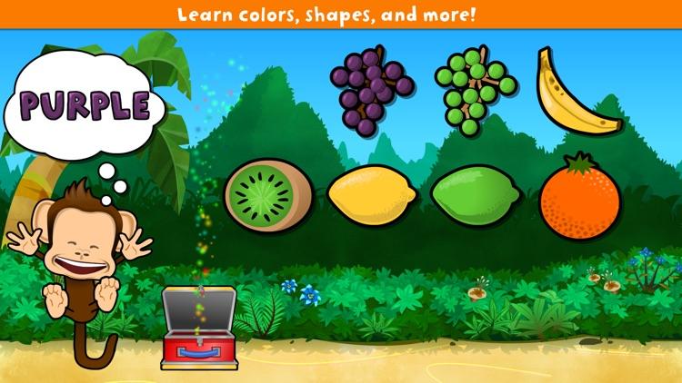 Monkey Preschool Lunchbox screenshot-4