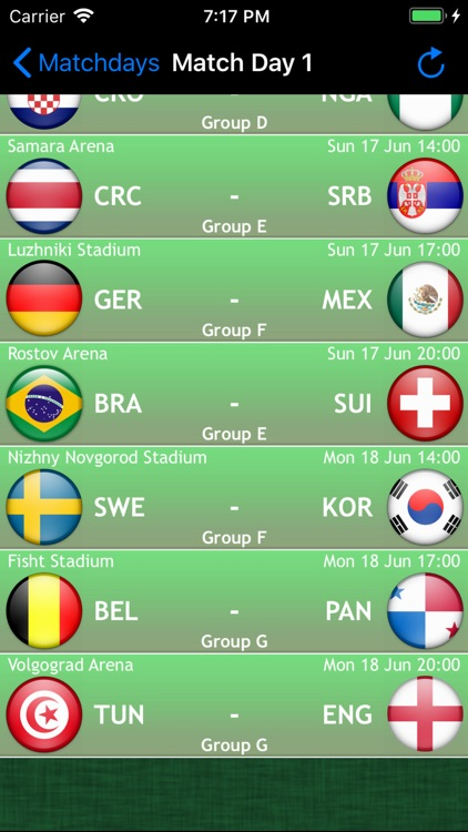 World Cup App 2018: Russia screenshot-3
